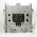 controlador de carga com duas saídas 10 ampères