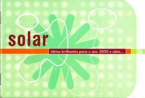 o primeiro catálogo solar