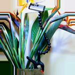 icone cobra tropical cópia