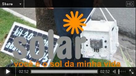 print screen solar 12v