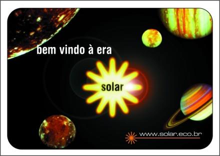 a nova era solar começa aqui