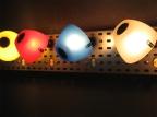 MINI-POTINI - agora com lâmpada de LED de 5w