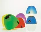 ROBOLITE comercializada desde 1999 . Compre este produto na loja virtual pelo link: http://www.solar.net.br/robolite-luminaria-de-mesa-p63