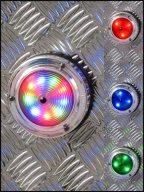 TOQ multi-color ao ponto do dedo. Compre este abajur na loja virtual pelo link: http://www.solar.net.br/toq-led-abajur-de-tomada-p76