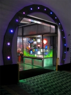 o famoso arco da loja nova