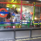 metrô Londrino