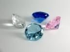 mega diamantes de cristal