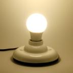 "lâmpada LED 10w 3000k ""quente"""