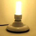"lâmpada fluorescente 15w 2700k ""quente"""