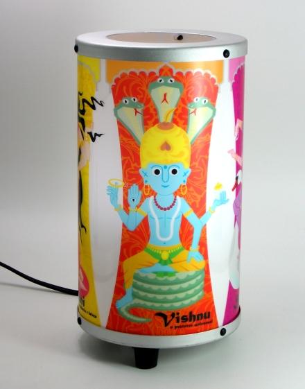VISHNU -o protetor universal
