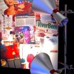 ELENMEYER luminária de piso retrô