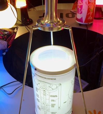 luminária recarregavel/solar TRIPÉ e seu projeto