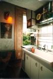 a cozinha reciclada