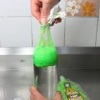 11. -limpe o gargalo