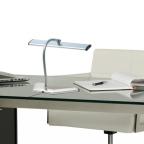 ASA de mesa executiva com dimmer eletrônico de toque