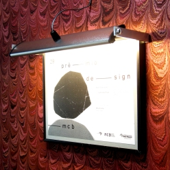 ASA de parede para quadros -encomendas de até 2 metros de comprimento