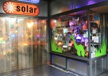 Energia solar na solar*