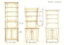 dresser styles