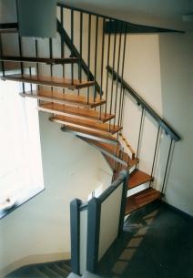 hanging stair 1996