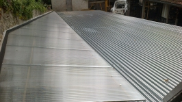 simple and sustainable roof coverings