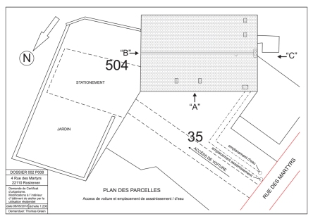 plan Valentin Branthôme 08-05-2018 curva